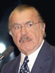 """O """"coronel"""" José Sarney"""